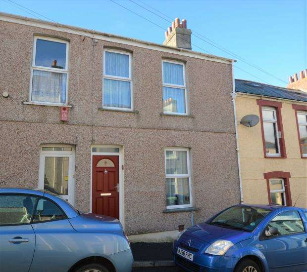 3 Bedrooms Terraced House for sale in Brookingfield Close, Plymouth, Devon