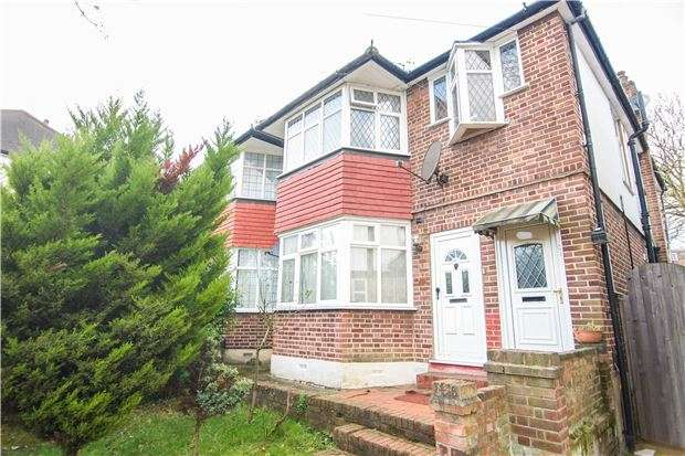 2 Bedrooms Maisonette Flat for sale in Leith Close, KINGSBURY, NW9 8DE