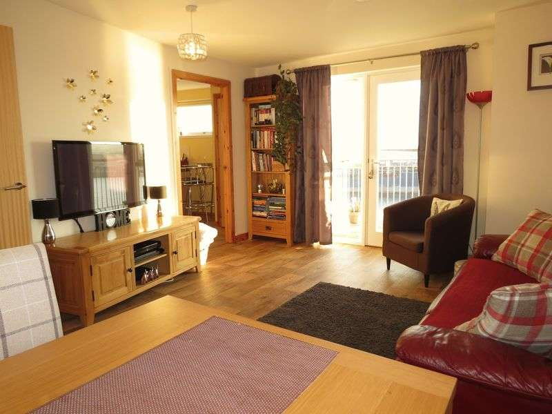 2 Bedrooms Flat for sale in Anderson Street, Inverness
