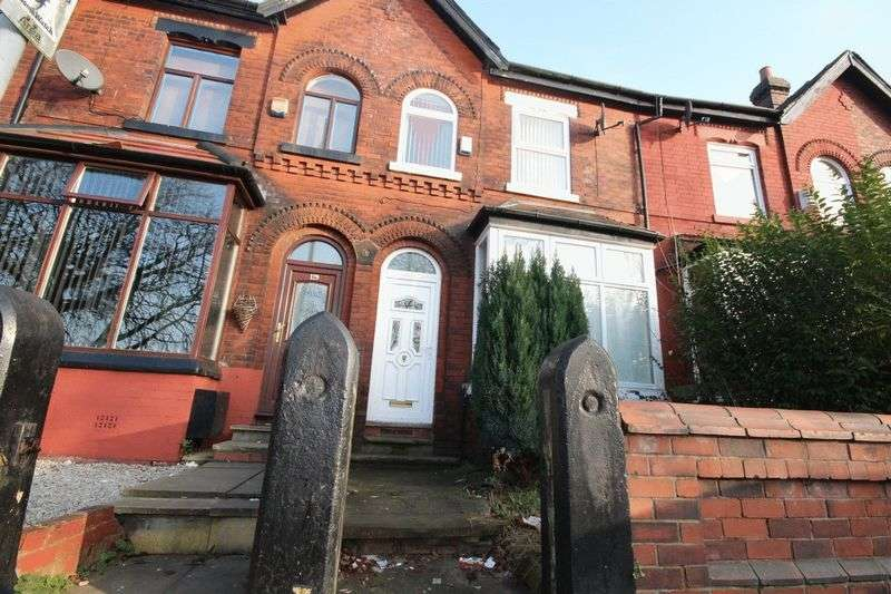 3 Bedrooms Terraced House for sale in Church Lane, Moston M9 4WH