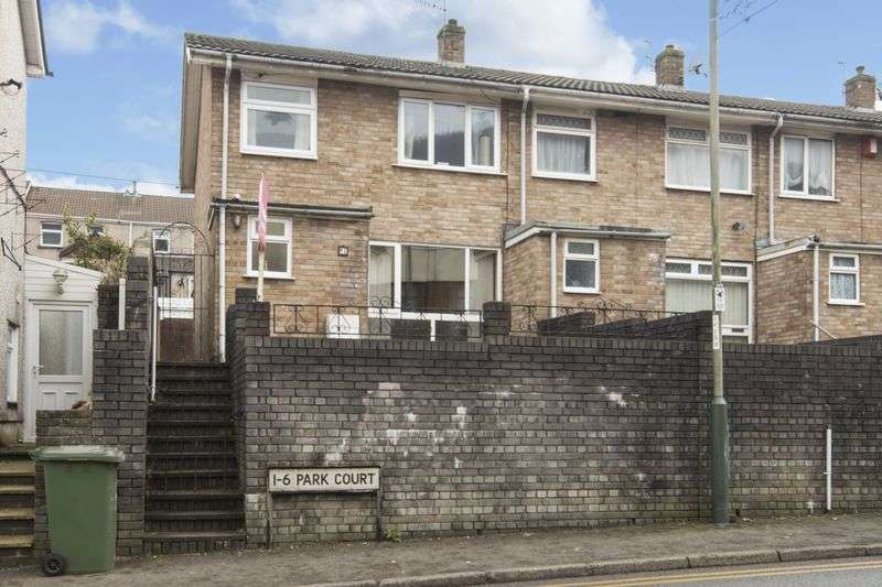 3 Bedrooms Terraced House for sale in Park Court, Newport