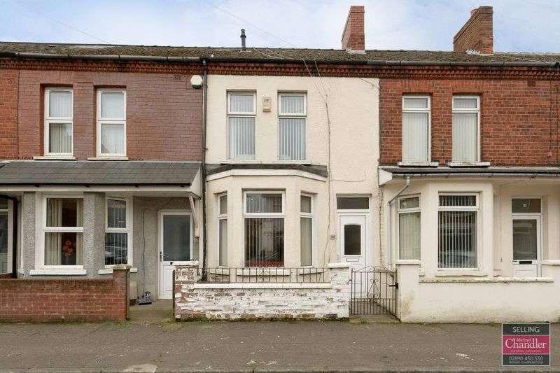 2 Bedrooms Terraced House for sale in 27 Grace Avenue, Belfast, BT5 5 JH
