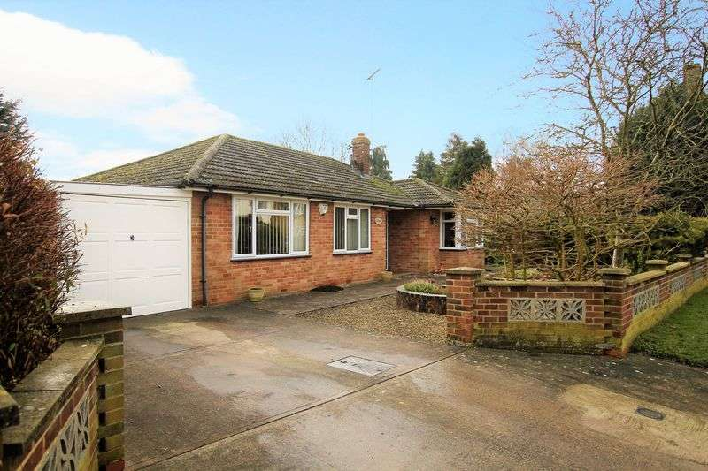 3 Bedrooms Detached Bungalow for sale in East Hendred, Wantage