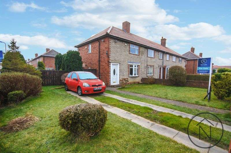 2 Bedrooms Terraced House for sale in Grampian Road, Billingham