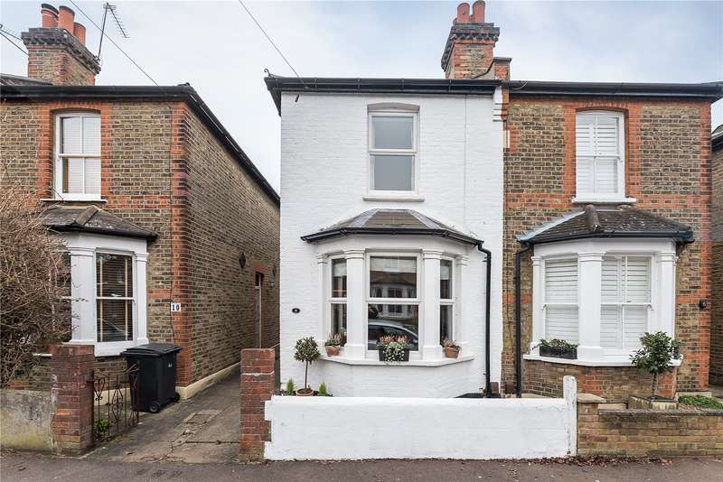 2 Bedrooms Semi Detached House for sale in Herbert Road, Kingston upon Thames, KT1
