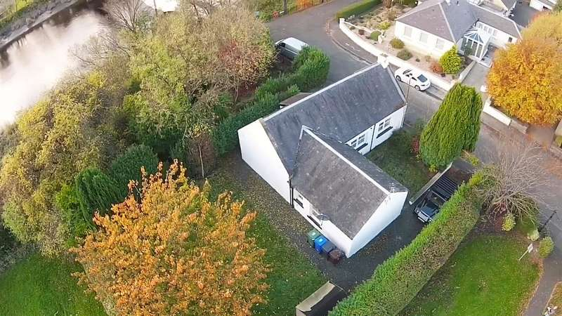 2 Bedrooms Detached House for sale in Ferrymans Cottage, Cambuskenneth, South Street, Stirling