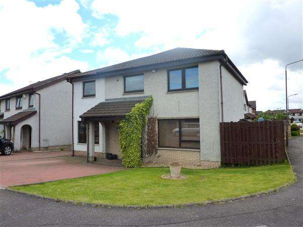 6 Bedrooms Detached House for sale in Park Road, Newcarron, Falkirk