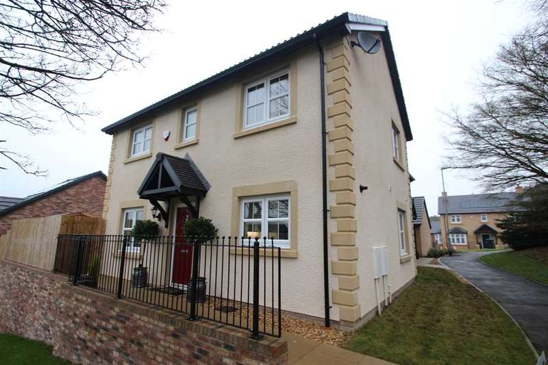 3 Bedrooms Semi Detached House for sale in Barnsley Way, The Woodlands, Shotley Bridge, Consett