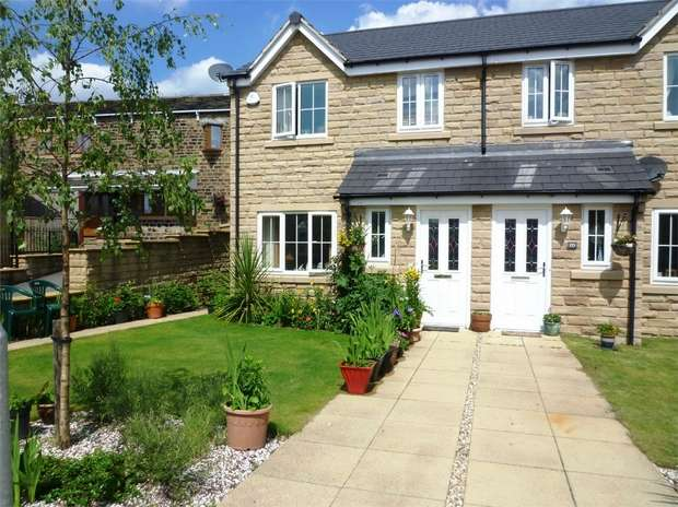 3 Bedrooms Town House for sale in Haslegrave Park, Crigglestone, WAKEFIELD, West Yorkshire