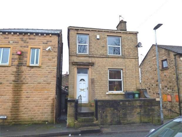 2 Bedrooms Detached House for sale in Nabcroft Lane, Huddersfield, West Yorkshire