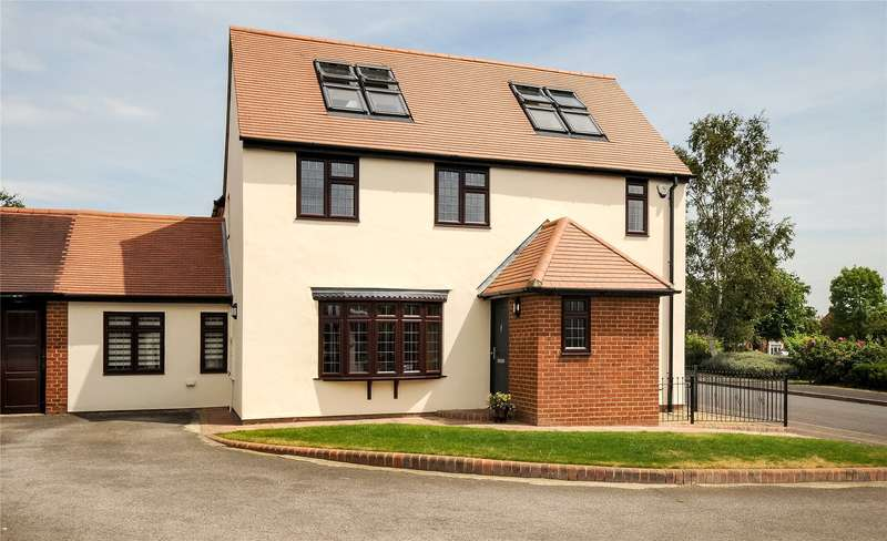 5 Bedrooms Detached House for sale in The Lindens, Loughton, Essex, IG10