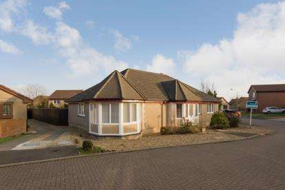 3 Bedrooms Bungalow for sale in Foundry Wynd, Kilwinning, North Ayrshire