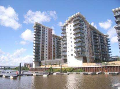 2 Bedrooms Flat for sale in Picton, Victoria Wharf, Cardiff Bay, Cardiff