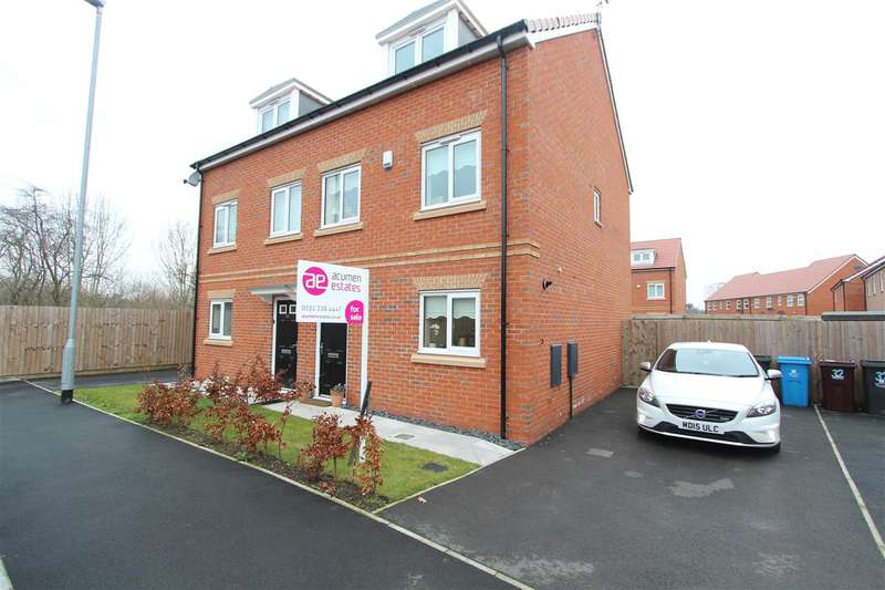3 Bedrooms Semi Detached House for sale in Woodland Road, Huyton, Liverpool