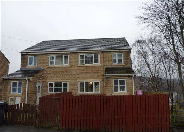 4 Bedrooms Semi Detached House for sale in Bellcote Drive, Moldgreen, Huddersfield