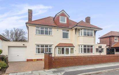 4 Bedrooms Detached House for sale in Roehampton Drive, Blundellsands, Liverpool, Merseyside, L23