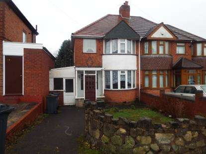 3 Bedrooms Semi Detached House for sale in Herondale Road, Birmingham, West Midlands