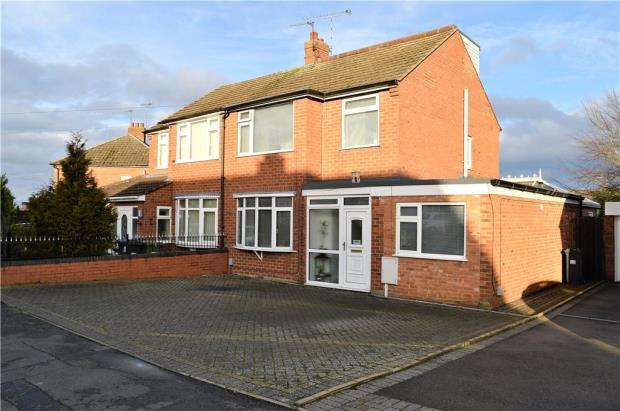 3 Bedrooms Semi Detached House for sale in Chandlers Road, Whitnash, Leamington Spa, Warwickshire