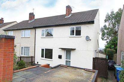 3 Bedrooms Semi Detached House for sale in Devon Drive, Brimington, Chesterfield, Derbyshire