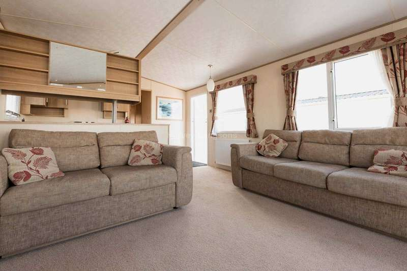3 Bedrooms Caravan Mobile Home for sale in St Osyth, Clacton on Sea, Essex