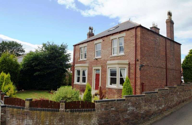 4 Bedrooms Detached House for sale in West End Terrace, Willington