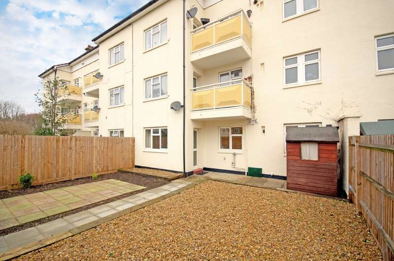 1 Bedroom Flat for sale in Old Malden