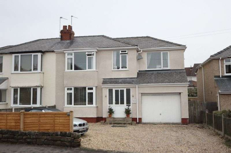 4 Bedrooms Semi Detached House for sale in Whitfield Lane, Wirral