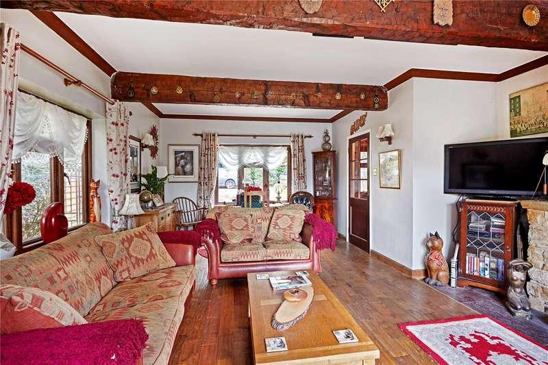 3 Bedrooms Detached House for sale in Rushmore Hill, Knockholt, Sevenoaks, Kent, TN14