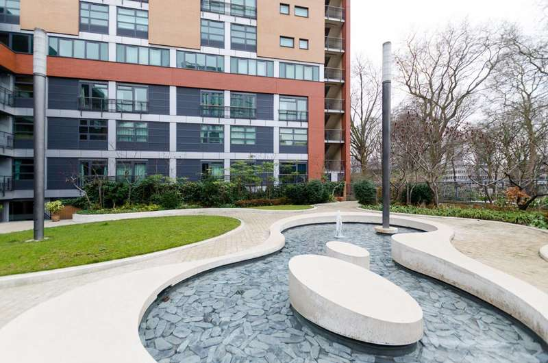 1 Bedroom Flat for sale in Lexington Apartments, Old Street, EC1Y