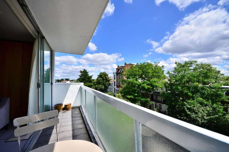 2 Bedrooms Flat for sale in Bedford Gardens, Kensington, W8