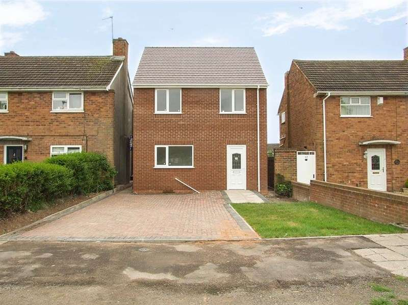 3 Bedrooms Detached House for sale in Brooklands Parade, East Park, Wolverhampton