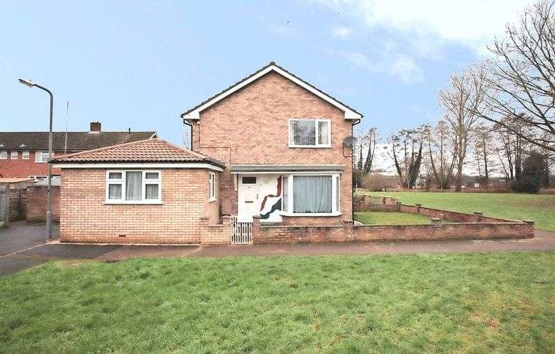 3 Bedrooms Terraced House for sale in Wingate Walk, Aylesbury