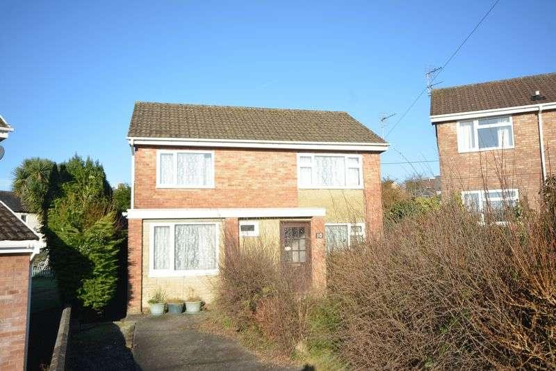4 Bedrooms Detached House for sale in Castle Meadows, Bridgend