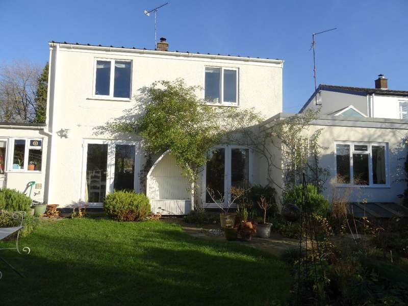 3 Bedrooms Detached House for sale in ABBEY WAY, RAVENSTONE