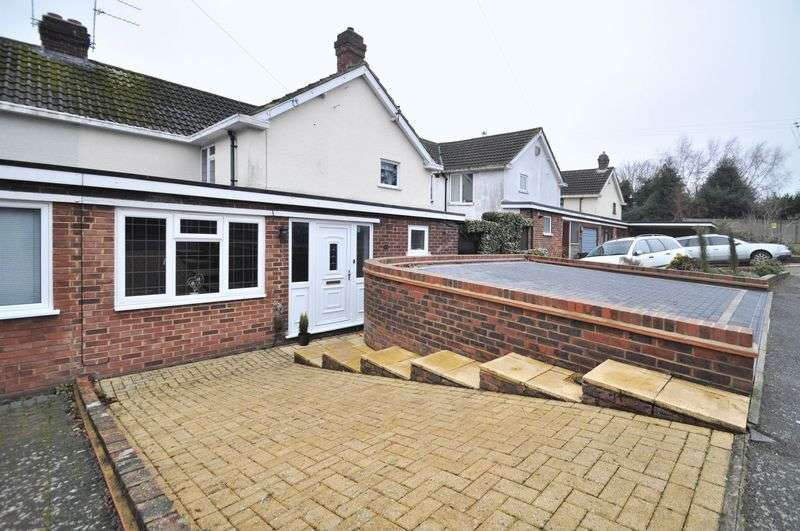4 Bedrooms Semi Detached House for sale in Tredegar Road, Wilmington