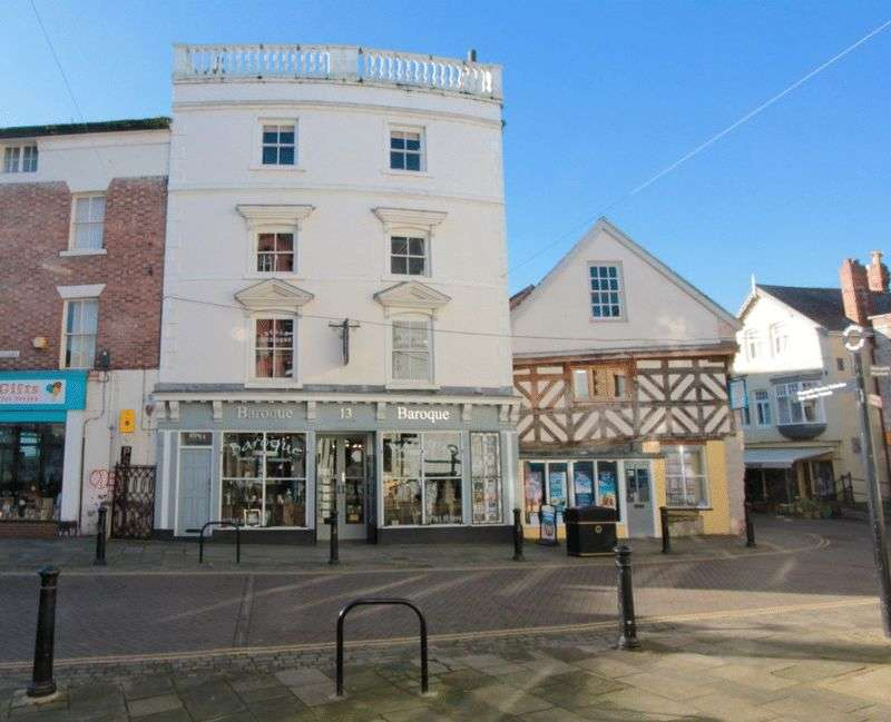 Commercial Property for sale in Baroque, Crown Square, Denbigh