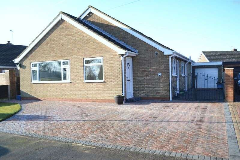 3 Bedrooms Detached Bungalow for sale in Dorset Close East, Burton Upon Stather