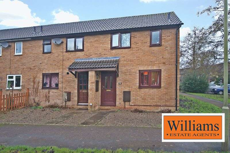 1 Bedroom Terraced House for sale in Eastholme Avenue, Hereford
