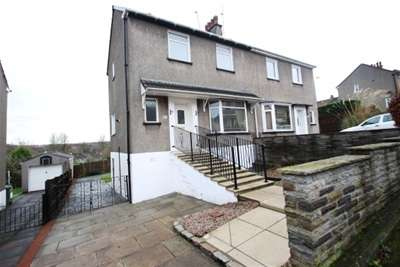 2 Bedrooms Semi Detached House for rent in Rockall Drive, Simshill