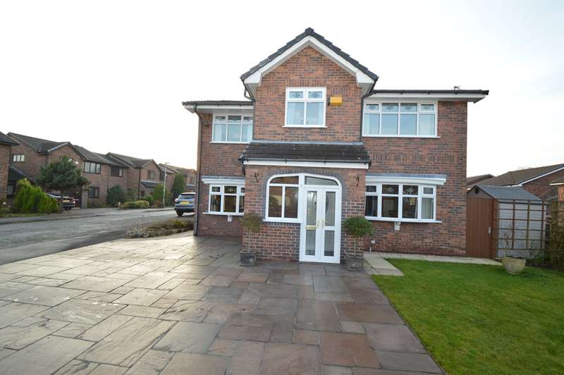 5 Bedrooms Detached House for sale in Parr Fold, Unsworth, Bury, BL9