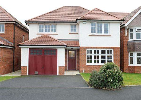 4 Bedrooms Detached House for sale in 7 Daneshill Lane, Cadishead M44 5GN