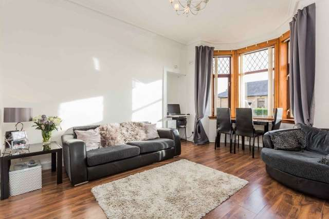 2 Bedrooms Flat for sale in Holmhead, Kilbirnie, North Ayrshire, KA25 6BS