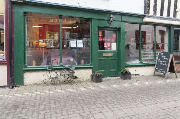 Commercial Property for sale in 15 Tower Street, Ludlow, Shropshire
