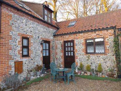 3 Bedrooms Barn Conversion Character Property for sale in Southrepps, Norwich, Norfolk
