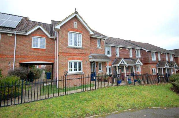 3 Bedrooms Terraced House for sale in Poole, Dorset, BH12