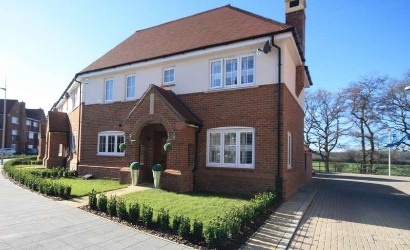 3 Bedrooms End Of Terrace House for sale in Calvert Link, Kilnwood Vale