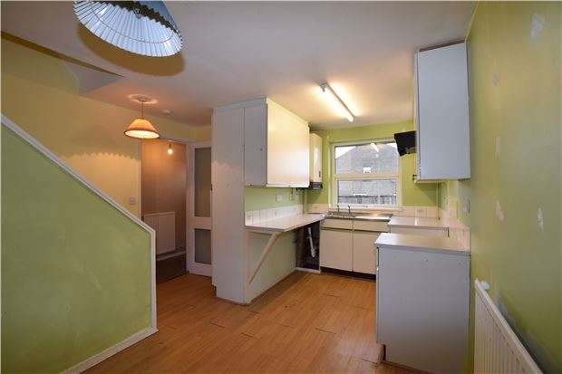 2 Bedrooms End Of Terrace House for sale in Aldbarton Drive, Headington, OXFORD, OX3 9SJ