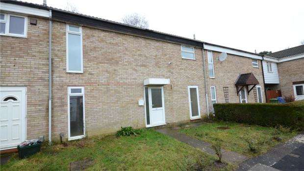3 Bedrooms Terraced House for sale in Leaves Green, Bracknell, Berkshire