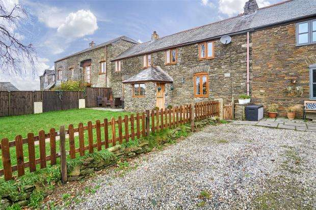 4 Bedrooms Terraced House for sale in Notter, Saltash, Cornwall