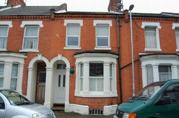 3 Bedrooms Terraced House for sale in Derby Road, Abington, Northampton NN1 4JP